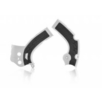 Frame protector Acerbis 0022444 X-GRIP YAMAHA White