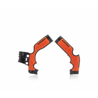 Sliding Frame Acerbis 0022896 X-GRIP KTM HUSQVARNA Black Orange