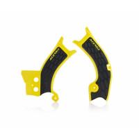 Sliding Frame Acerbis 0023070 X-GRIP SUZUKI Yellow Black