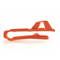 Chain guard Acerbis 0021514 KTM - HUSQVARNA Orange