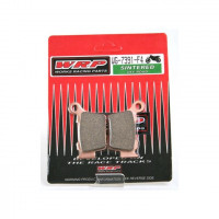 WRP brake pads WG-7377-F4R sintered for HONDA CRF 450 R 02-20