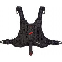 Zandonà ESATECH ARMOUR CHEST kid chest protectorJS-JM Black