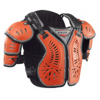 Zero7 Roka Vest complete protection Orange