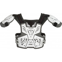 Acerbis Gravity cross chest protector White