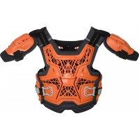 Acerbis GRAVITY JUNIOR LEVEL 2  chest ptotector orange