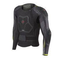 Zandonà NETCUBE JACKET X6 Body Armor Black