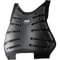 Sixs Pro Chest Protective Harness Black