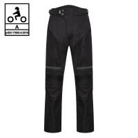 Pantaloni moto estivi Befast DUNE PANT CE Certificati Nero