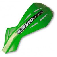 Ufo couple replacement plastics for Alu handguards Green