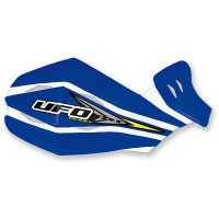 Ufo couple Replacement plastic for Claw handguards Blue