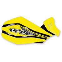 Ufo couple Replacement plastic for Claw handguards Yellow