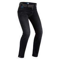 Jeans moto PMJ - Promo Jeans CAFERACER Nero