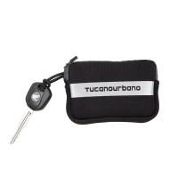Tucano Urbano Kay Bag keychain Black