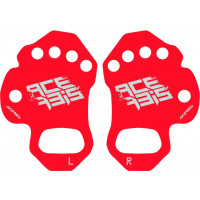 Acerbis palm protector Red