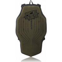 Acerbis BLAZAR BACK PROTECTOR black yellow