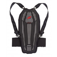 Zandonà ESATECH BACK PRO KID x8 back protector Black