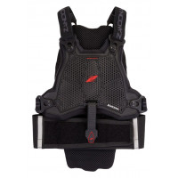 Zandonà ESATECH ARMOUR PRO KID X8 back and chest protector Black