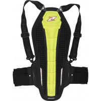 Zandonà HYBRID BACK PRO X7 back protector Yellow