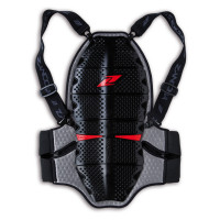Zandonà SHARK EVC X6 back protector level 2 Black
