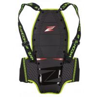 Zandonà SPINE EVC X7 HIGH VISIBILITY back protector level 2 Black