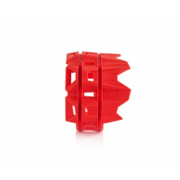 Acerbis silencer protection 0022754 Red