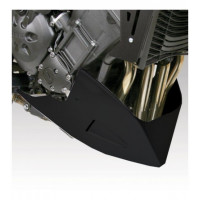 Barracuda YF1PUNTDV tip in abs Matt Black for Yamaha