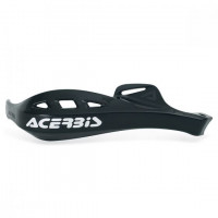 Acerbis pair of replacement plastics for Rally Profile handguards black