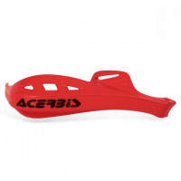Acerbis pair of replacement plastics for Rally Profile handguards red