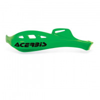 Acerbis pair of replacement plastics for Rally Profile handguards green