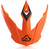 Replacement front cover Acerbis FLIP FS-606 Orange Fluo