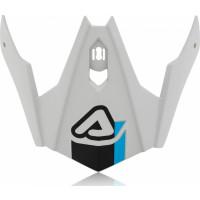 Replacement Acerbis visor JET ARIA Gray Black