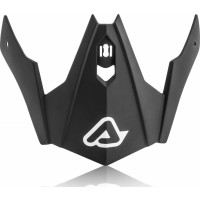 Replacement Acerbis visor JET ARIA Matt black
