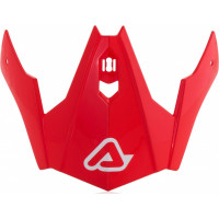 Replacement Acerbis visor JET ARIA Red