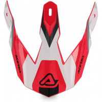 Acerbis Linear Peak Replacement Red