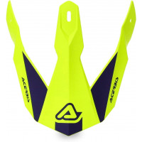 Acerbis visor replacement for Linear Yellow Blue helmet
