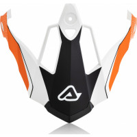 Replacement Acerbis REACTIVE GRAFFIX peak White Orange