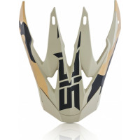 Replacement front cover Acerbis X-RACER VTR Camo Brown