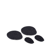 Midland replacement kit  velcro loudspeakers and BT LINE microphones