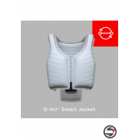 Dainese bag replacement for D-Air Airbag Smart Jacket