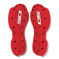 Sidi SMS Supermoto Replacement pair of Sole Red