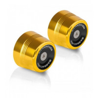 Replacement Barracuda B-lux aluminum pads Gold