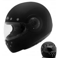 SMK Eldorado full face helmet Black Yellow