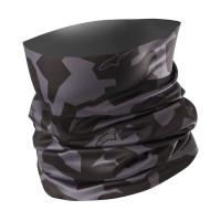 Alpinestars Camo Neck Tube Black Anthracite