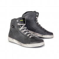 Stylmartin Chester leather shoes Black