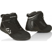 Acerbis STEP woterproof shoes Black