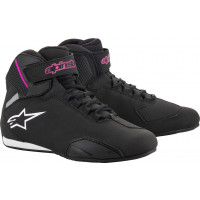 Alpinestars Stella Sektor woman shoes Black White Pink