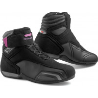 Stylmartin VECTOR WP woman shoes Black pink