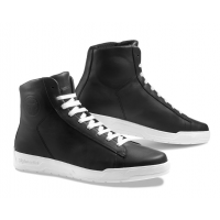 Stylmartin CORE WP leather shoes Black White