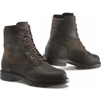 TCX ROOK WP leather shoes Brown