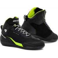 Rev'it Shoes G-Force H2O Black-Neon Yellow